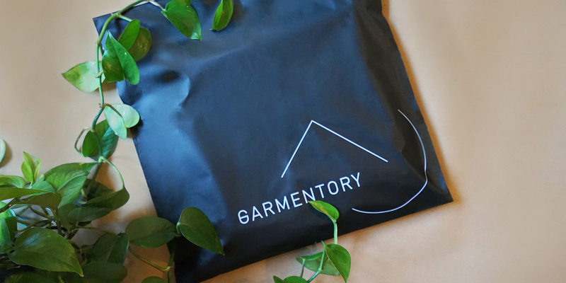 Garmentory's New NoIssue Packaging!