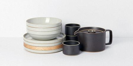 Designer Spotlight: Hasami Porcelain's Stunning Everyday Dinnerware