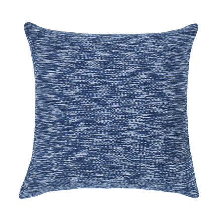 "Archive New York Jaspe Basura Pillow - Indigo 20""x 20"""