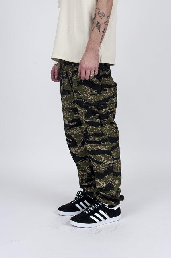 Stan Ray 6 Pocket Cargo Pant Tiger Stripe Camo Garmentory