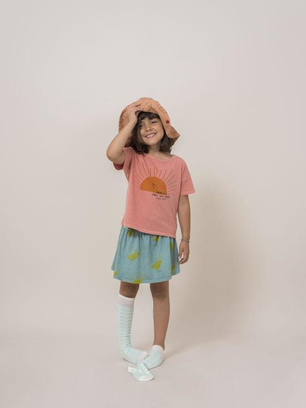 Kids Bobo Choses Sun Skater Skirt