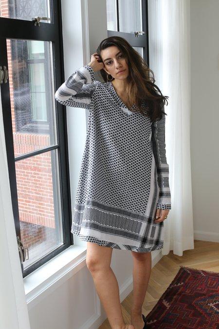 CECILIE copenhagen Dress 1 V Long Sleeves