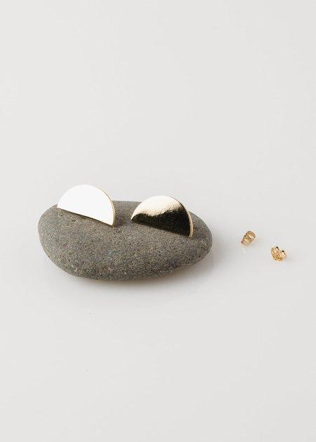 ILD Half Moon Eclipse Earring - Small