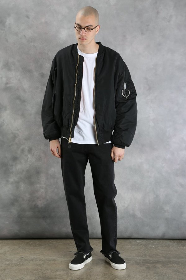 5428dd22b Alyx E. 1999 Eternal Bomber Jacket on Garmentory