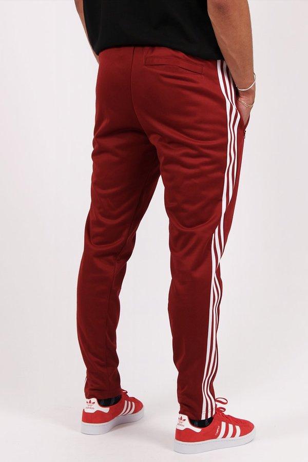 Adidas Originals Beckenbauer Track Pants rust red
