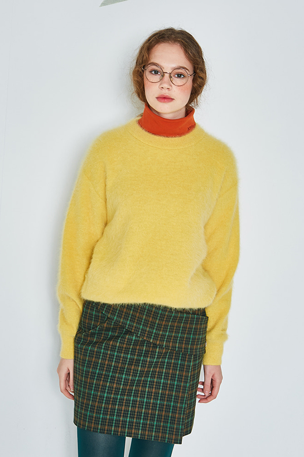 232d74ded A.A Angora wool Sweater