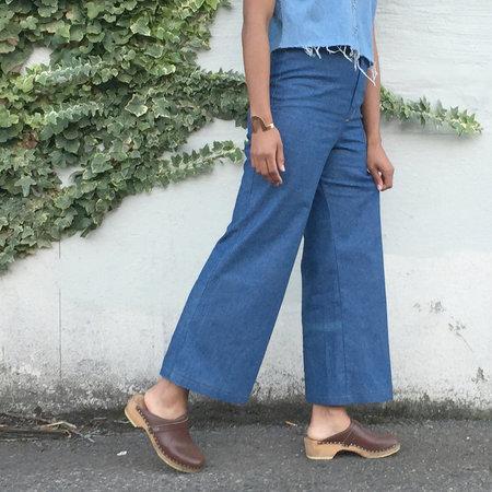 Laurs Kemp Paloma Jeans - True Blue Denim