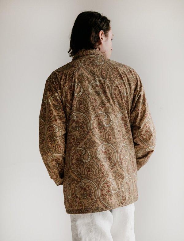 3794a45db12c2 Needles Coach Jacket - Paisley Print | Garmentory