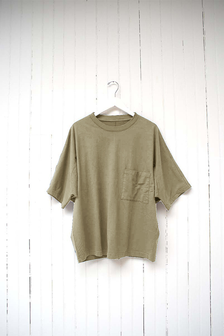 THE CHEST POCKET SHORT SLEEVE T-SHIRT
