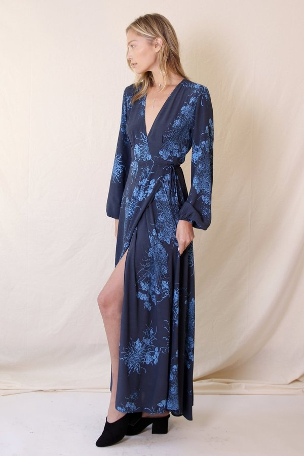 3dd1c083ef9 Rolla s Lily Garden Wrap Dress. sold out
