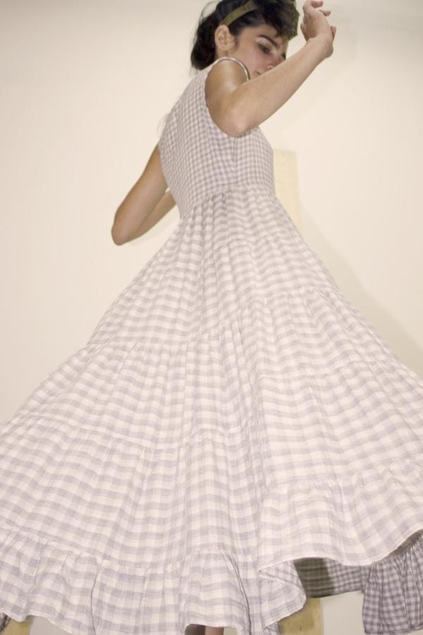Ajaie Alaie She's A Soloist Dress Sleeveless