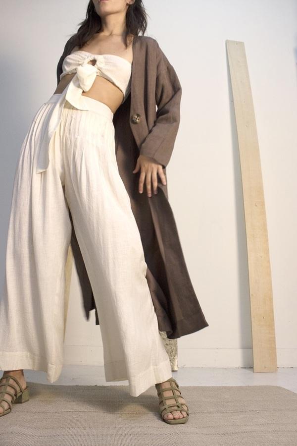 Ajaie Alaie Walk the Talk Pants