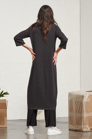 Kowtow Building Block V Neck Sweater Dress