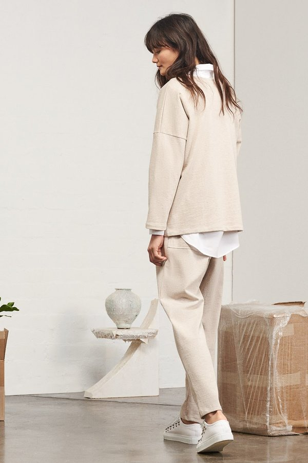 Kowtow Building Block Lightweight Sweater
