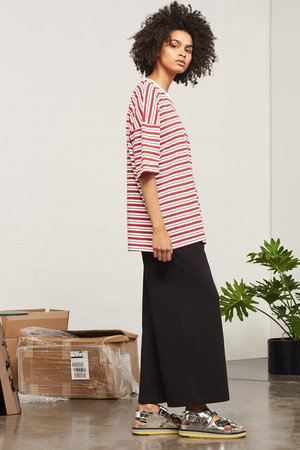Kowtow Building Block Tall Tee