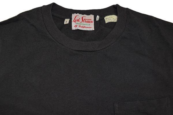 Levi's Vintage 1950s Sportswear T-Shirt - Black