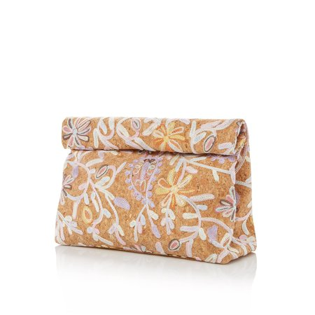 Marie Turnor The Lunch Bag - Paisley Cork