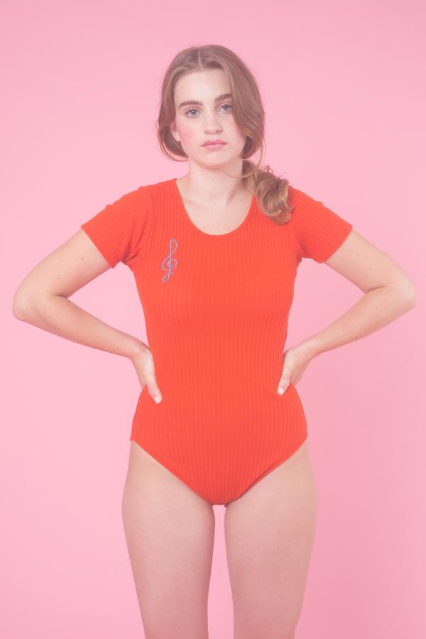 Samantha Pleet Treble Bodysuit