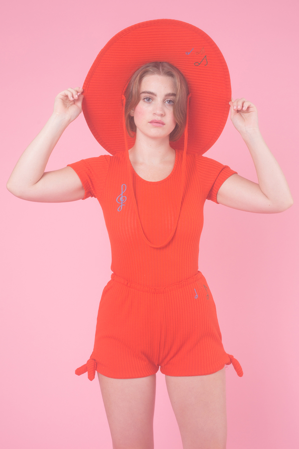 Samantha Pleet Chord Hat