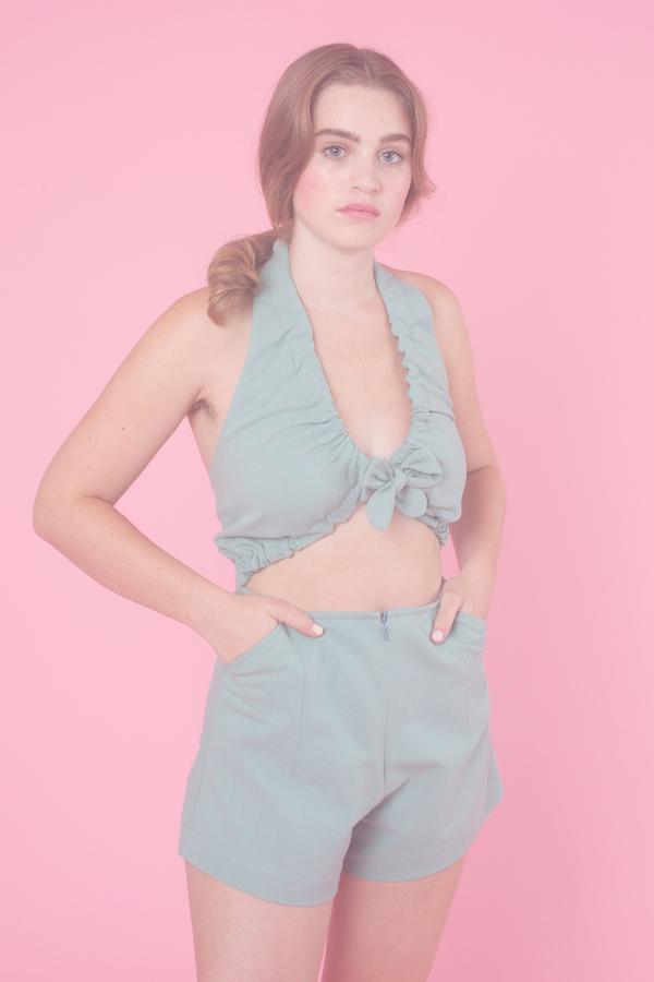 Samantha Pleet Ensemble Romper by Garmentory