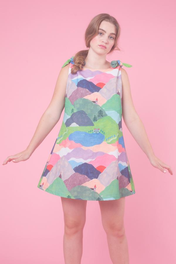 Samantha Pleet Vista Dress
