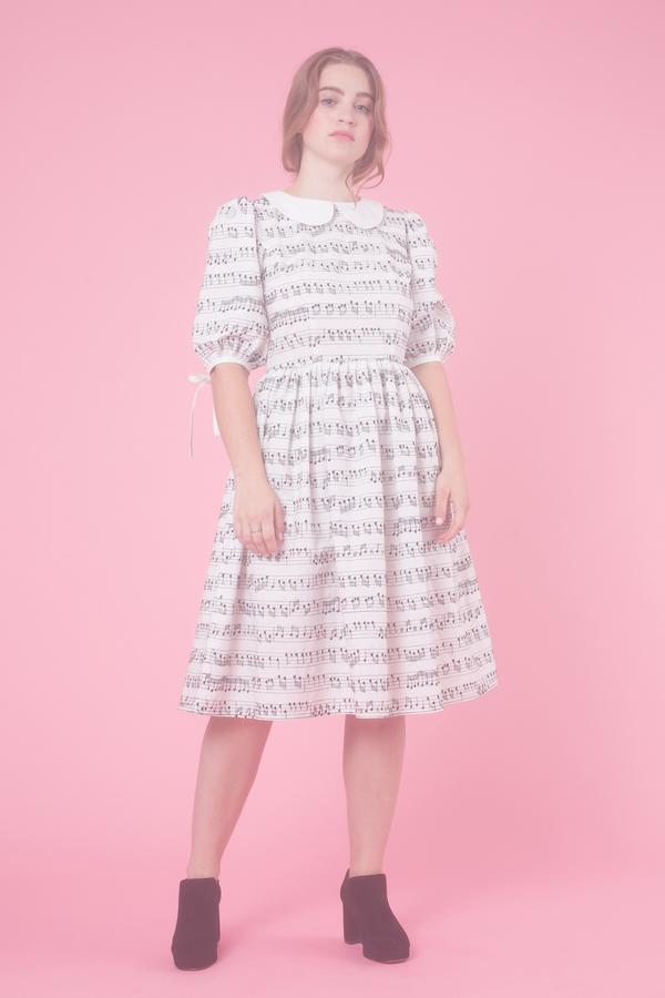 Samantha Pleet Recital Dress