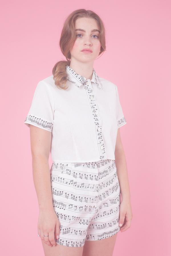 Samantha Pleet Solo Shorts