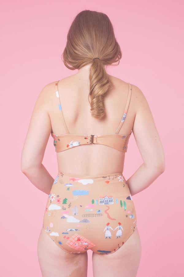 Samantha Pleet Chorus Bikini