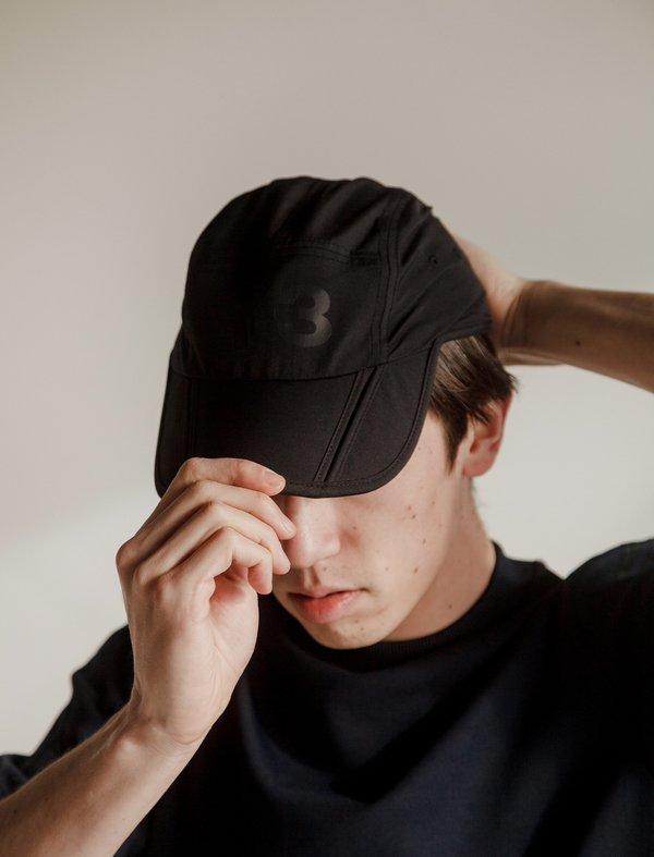 a4fa40bf9 Y-3 Foldable Hat - Black