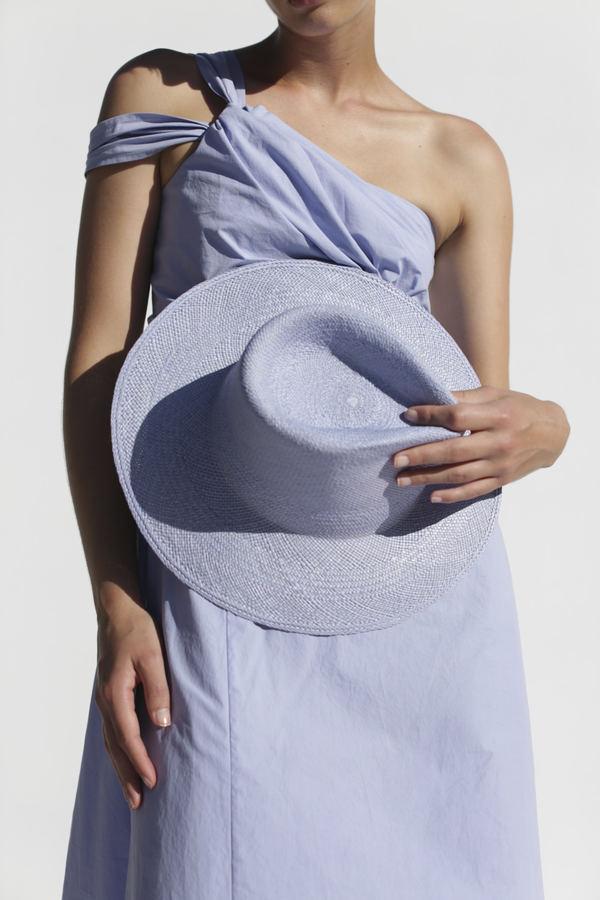 Shaina Mote Pinch Panama Hat