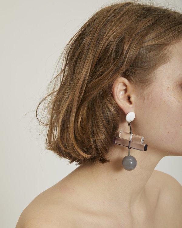 Rachel Comey Orb Drop Earrings LHlCcIgwYy