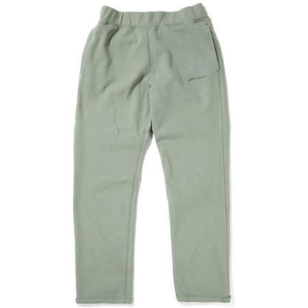 Livestock Fleece 400 GSM Sweatpants - Green