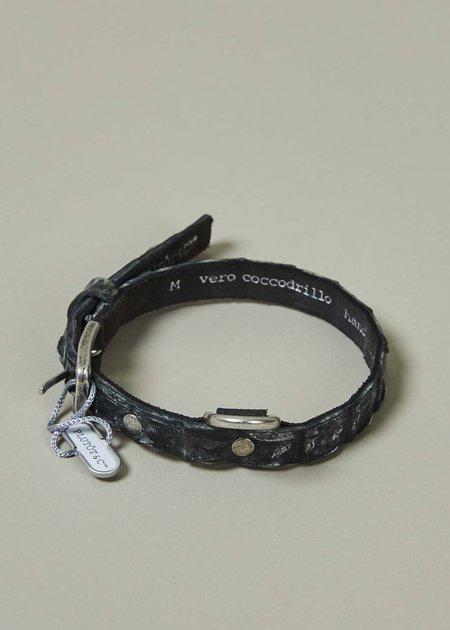 Plutot & C Crocodile Dog Collar