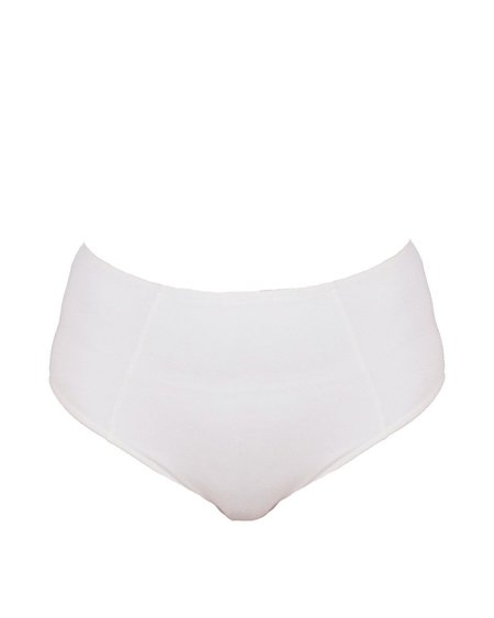 Botanica Workshop Bay Swim Brief- Shell