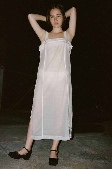 Botanica Workshop Kona Dress - White