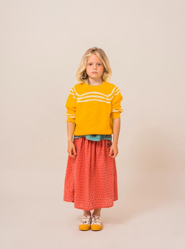 9333ccdeceaa3d Kids Bobo Choses Jane Midi Skirt