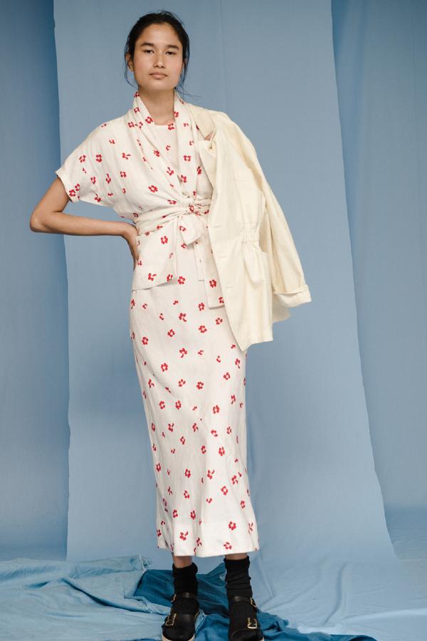Caron Callahan NINA DRESS