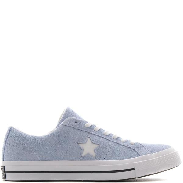 c8826e21728 CONVERSE ONE STAR OX - BLUE CHILL. sold out. Converse