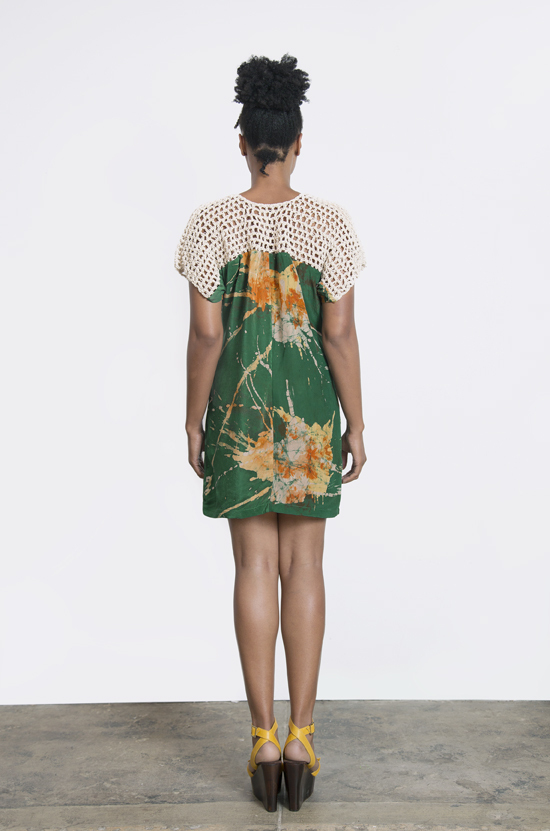 Osei-Duro Crochet Dress