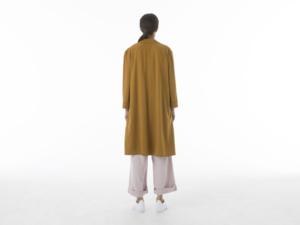 Ali Golden Notch Jacket W/ Patch Pockets