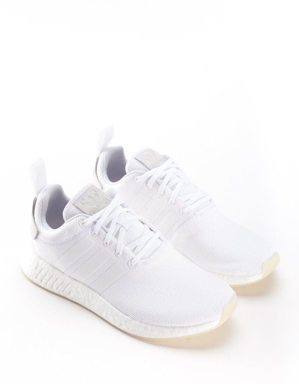 reputable site 34d0e 0925a adidas NMD R2 Running White