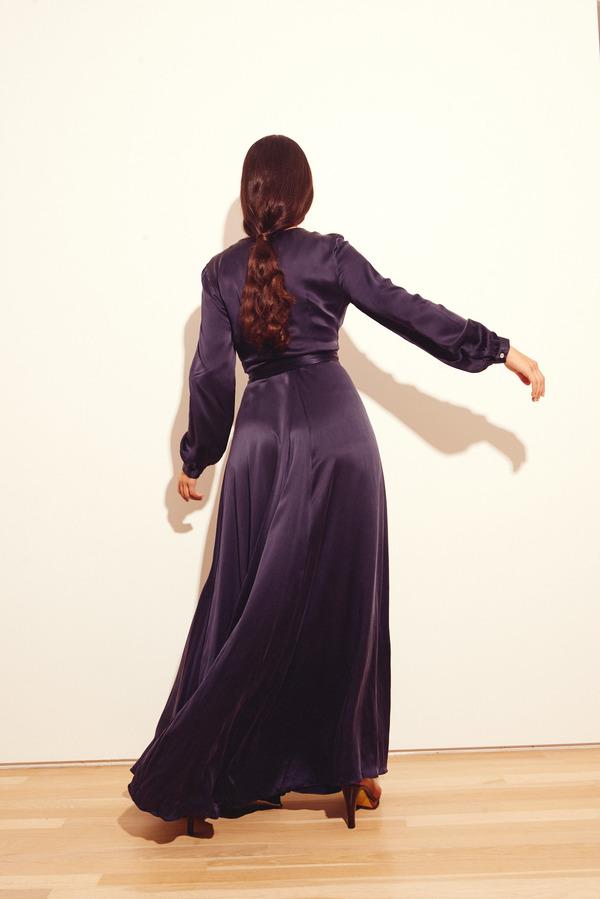 Kamperett Linden Maxi Dress