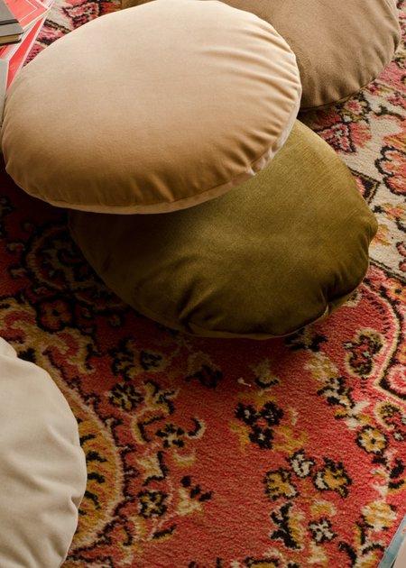 Klay Velvet Squab Cushion