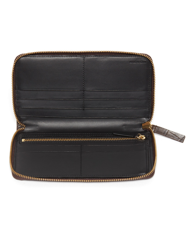 The Stowe Long Wallet