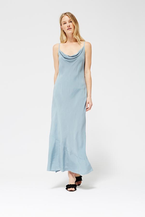 Lacausa Bias Slip Dress