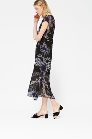 Lacausa Chiffon Orchard Dress