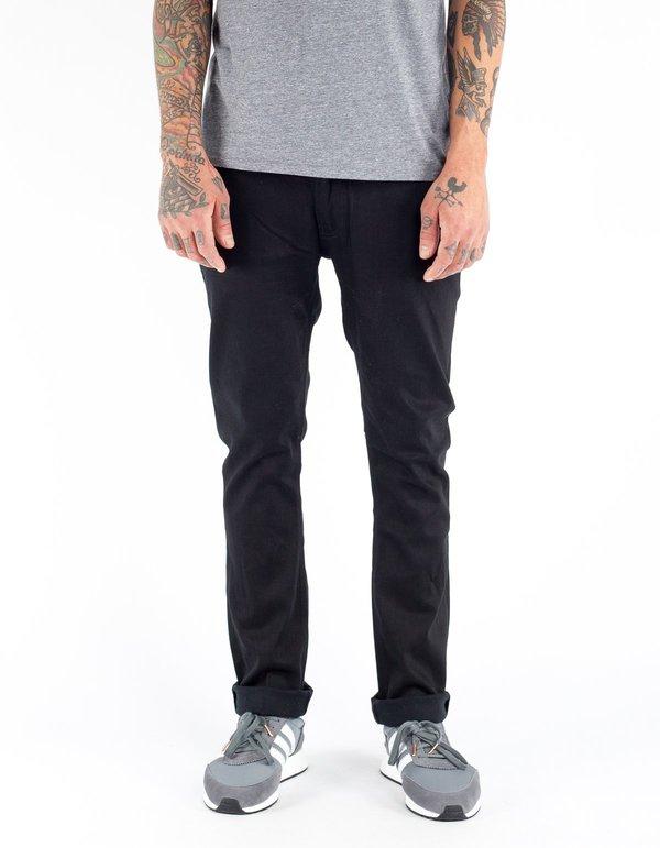 04eb836ca8a7e Nudie Dude Dan Jeans - Dry Ever Black Black