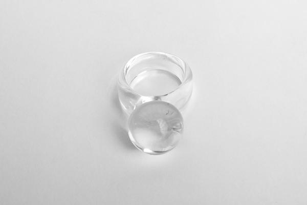 Maryam Nassir Zadeh Sphere Ring