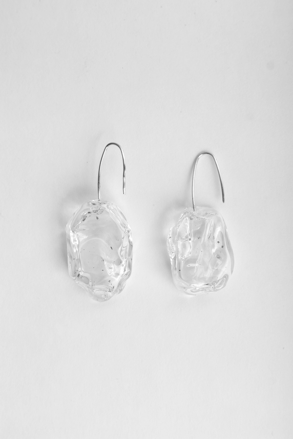 Maryam Nassir Zadeh Ice Cube Earrings