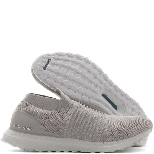 ab7ad4d88e6cd Adidas Ultraboost Laceless Sneakers - Chalk Pearl